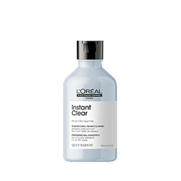 instant clear shampoo